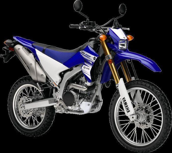 2016 Yamaha WR 250R (Dual Purpose)