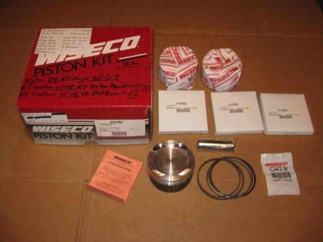 YAMAHA NYTRO NEW WISECO TOPEND KIT RETAIL$854.95 SALE$325.00!!!!