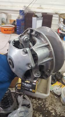 Yamaha clutches Polaris gears