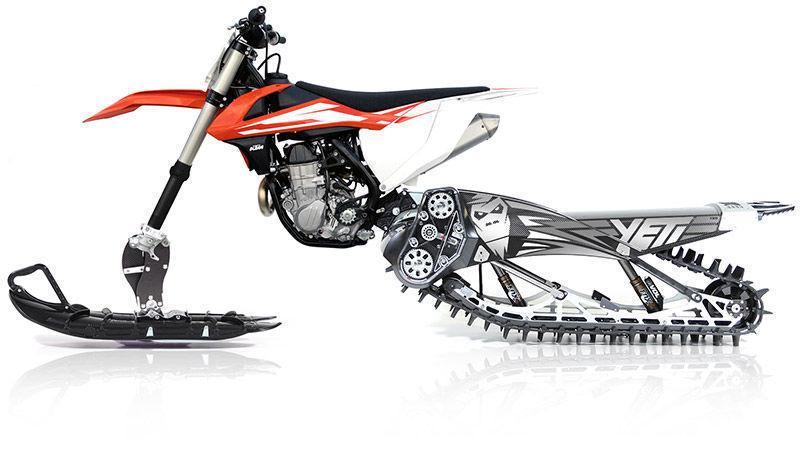 YETI snow bike DEALER