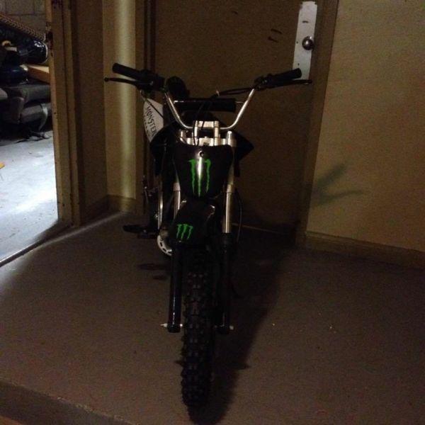 170cc dirt bike