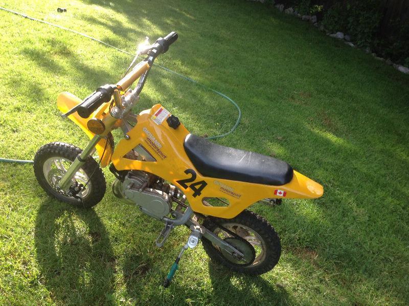 Giovanni Mini Dirt Bike