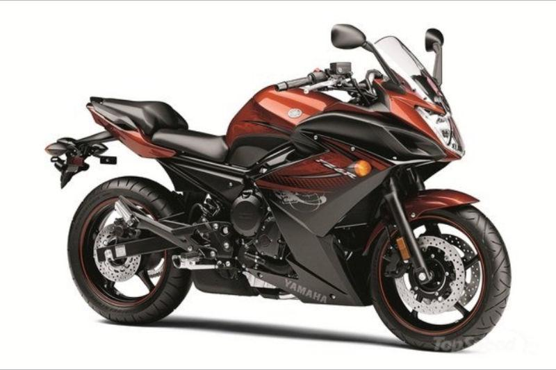 Yamaha FZ6R a vendre