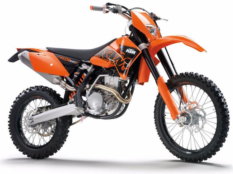 Wanted: looking for a ktm exc-f