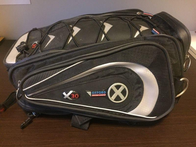 Oxford X30 Tail Pack - brand new