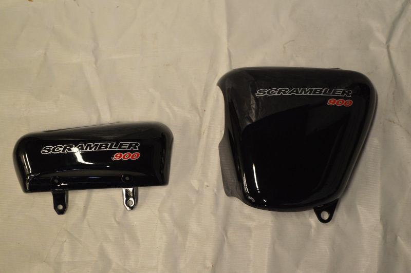 Triumph Classic Twins, Speedmaster, Thunderbird Parts