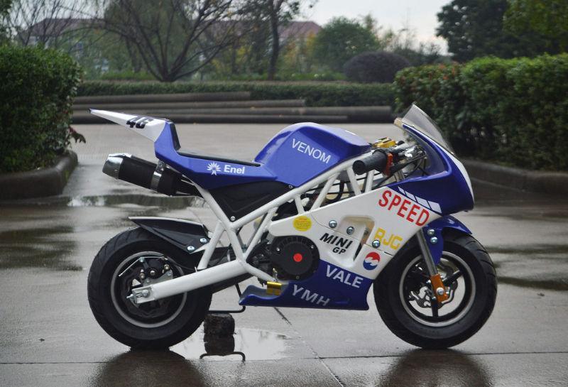 BRAND NEW 50CC POCKET BIKE MOTO GP 2-STROKE 2016 $450 TAX IN