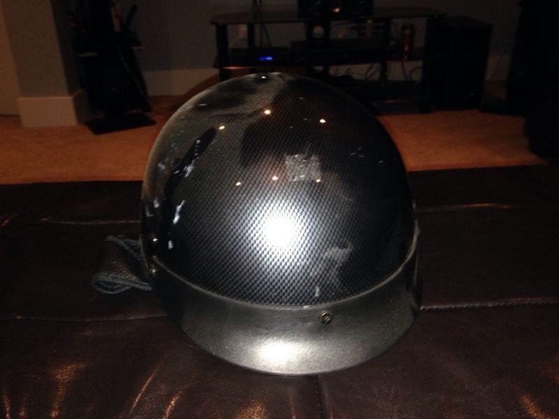 Wanted: New Scooter helmet