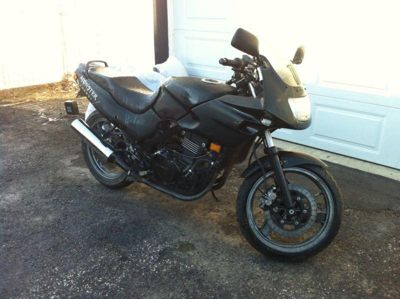 Wanted: Ninja 500r for sale