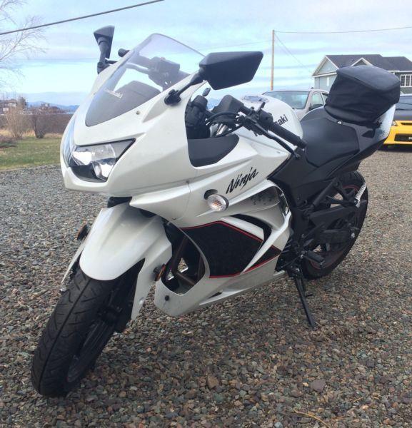 2011 Kawasaki Ninja 250 Special Edition