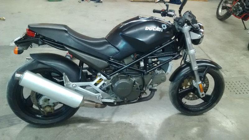bike ducati sportbike