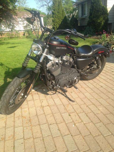 2012 Harley Davidson Sportster Nightster