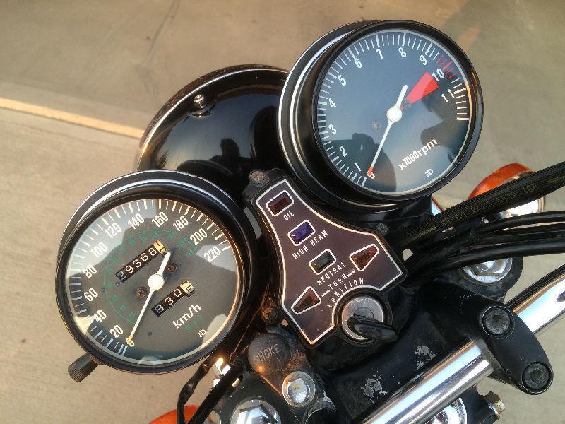 1978 Honda CB750 Supersport