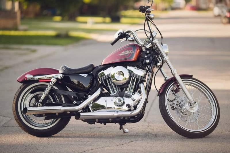 2013 Harley Davidson Sportster Seventy-Two