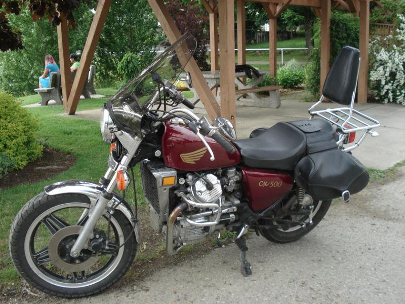 1980 Honda CX500 Custom