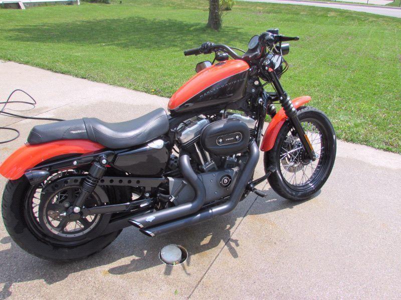 Wanted: 2007 Harley Davidson Nightster 1200