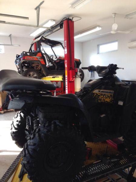 ATV UTV OIL CHANGE,SERVICE PACKAGES