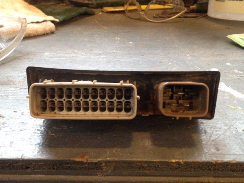 shift control module honda 350 ES