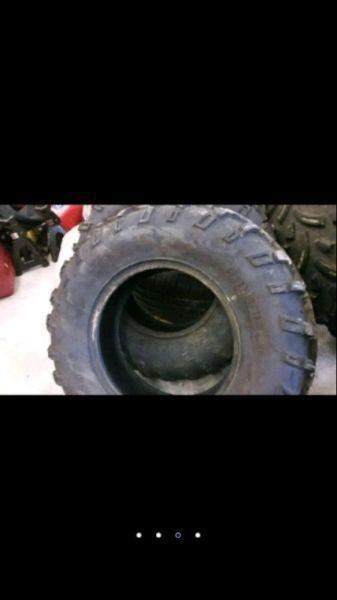 4 polaris tires $70