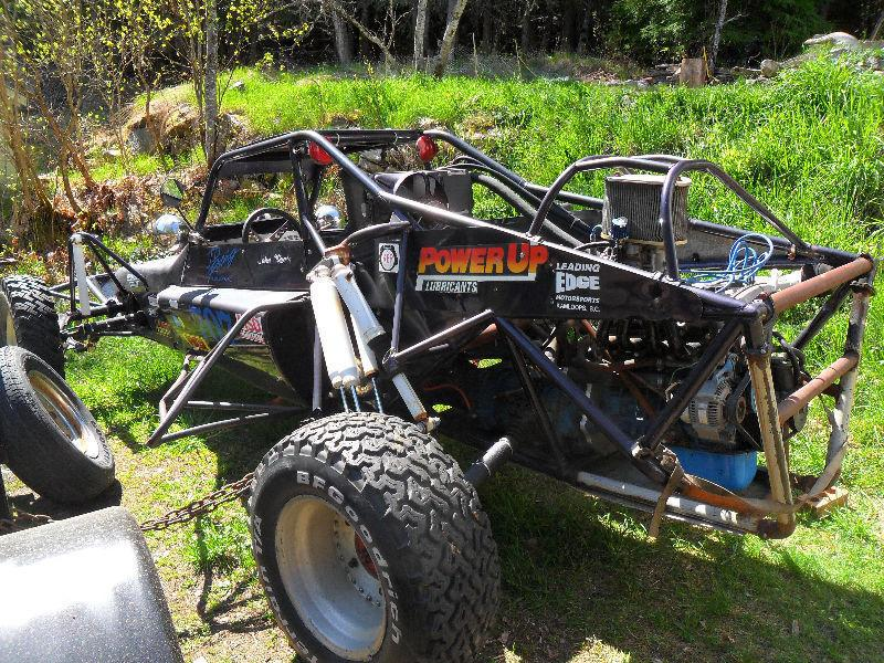 offroad race buggy/........not a toy trade for newer bike