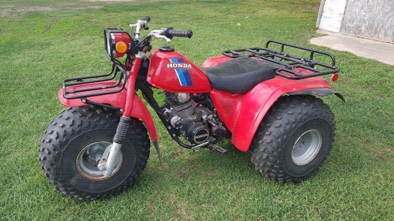 Honda Big Red 200ES