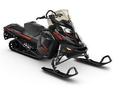 2016 Ski-Doo Renegade Backcountry Rotax 600 H.O. E-TEC