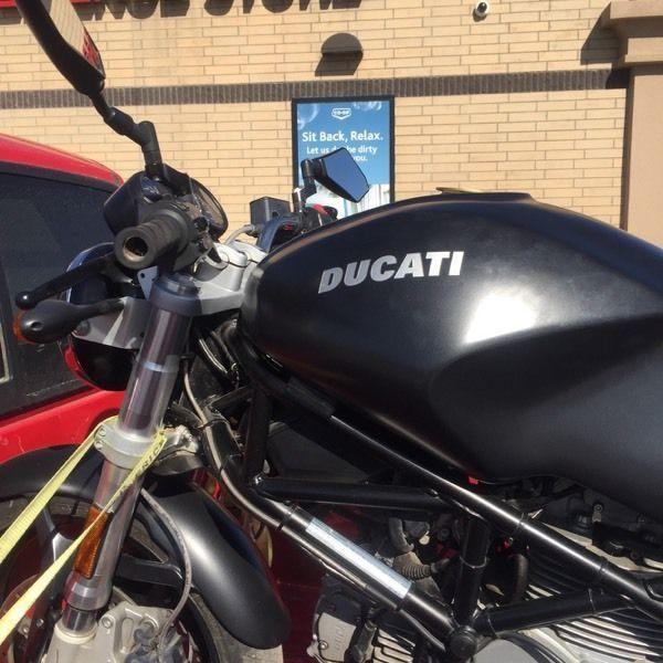 2006 Ducati Monster 620 11500km! Buy or trade! Reduced!