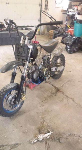 Thumpstar 110 pit bike