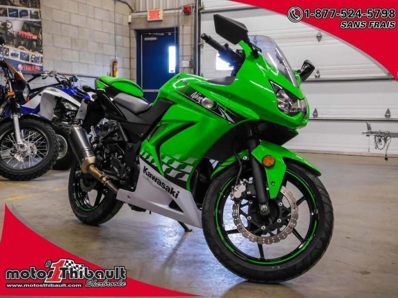 2010 Kawasaki EX 250 R Ninja Ninja