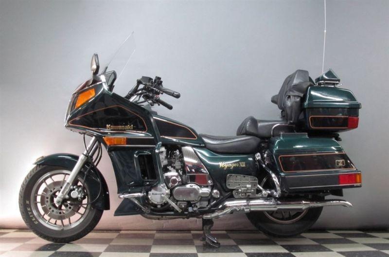 1999 Kawasaki ZG1200B10 Voyager XII