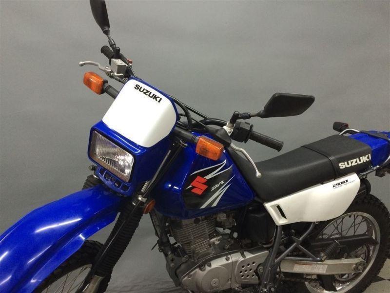 2007 Suzuki DR 200 SE DR200