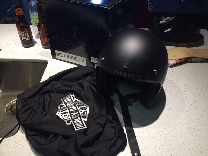 NEW Harley Davidson Helmet