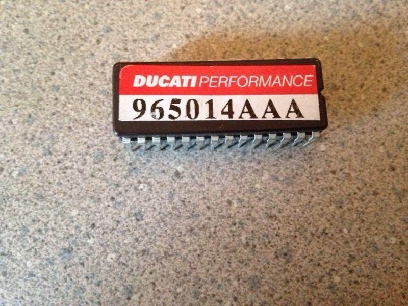 Ducati 748 EPROM chip ECU