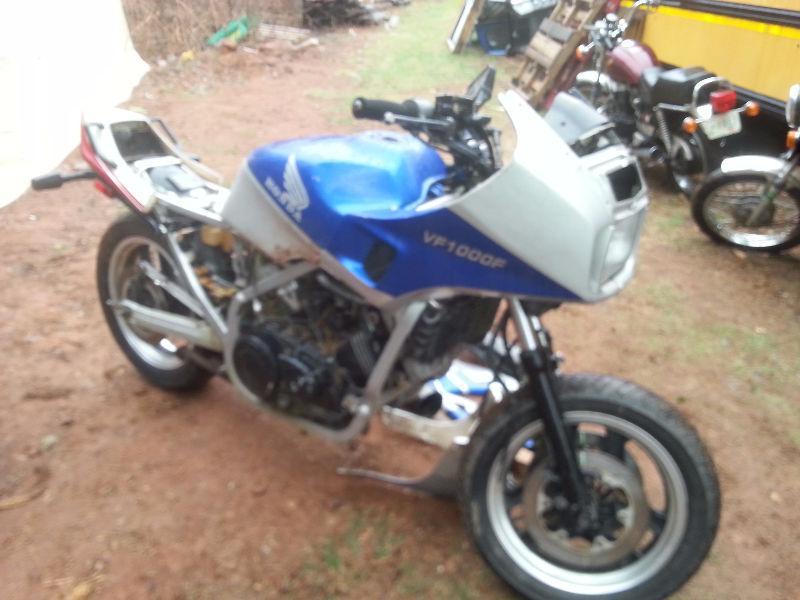 honda for sale 1000 interceptor brick7 motorcycle. Black Bedroom Furniture Sets. Home Design Ideas