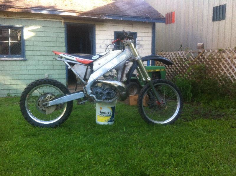 98 cr250 parts