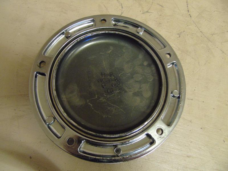 (Used) Harley-Davidson chrome derby cover / 67775-10 / #5086