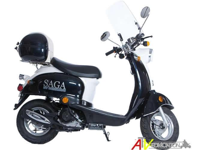 SAGA Retro 49cc Brand New, on Super Sale in  and Region!