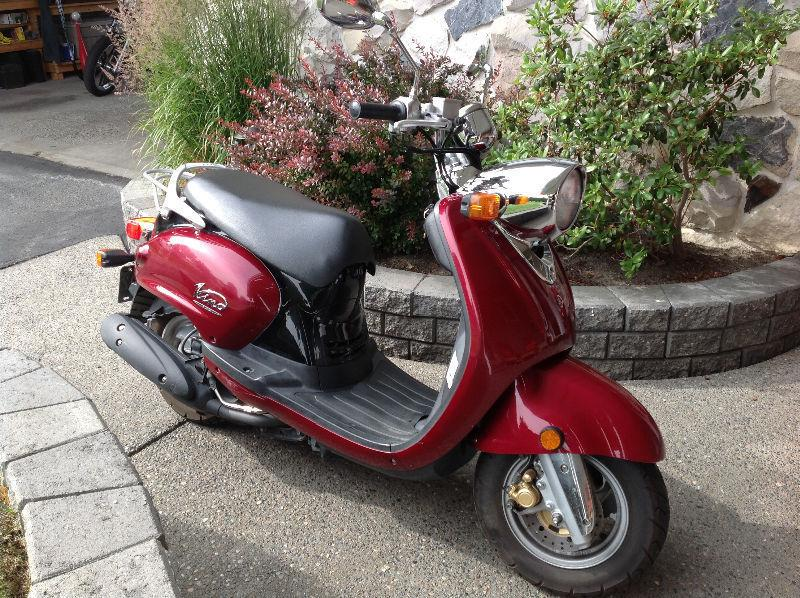 Scooter (cherry red)