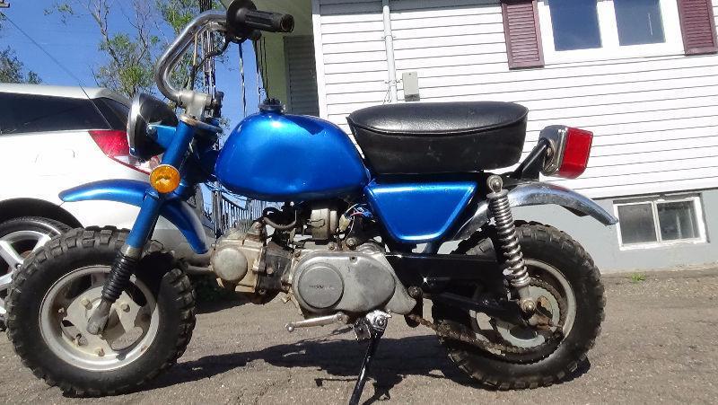 1974 Honda Z50