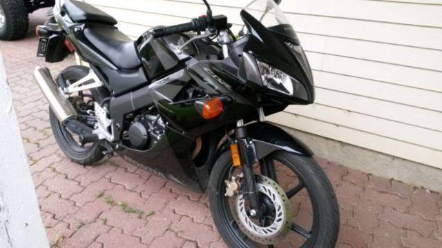 2008 Honda CBR125R LOW KMS