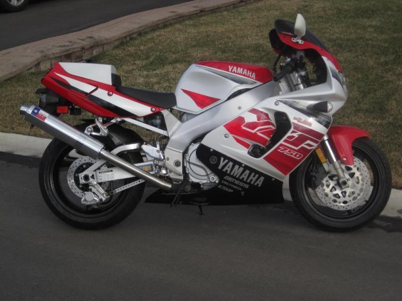 Yamaha YZF 750R-Rare bike