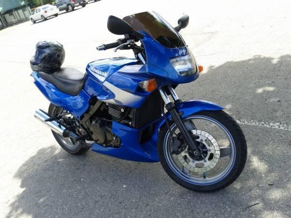 Blue Ninja 500r * $1200