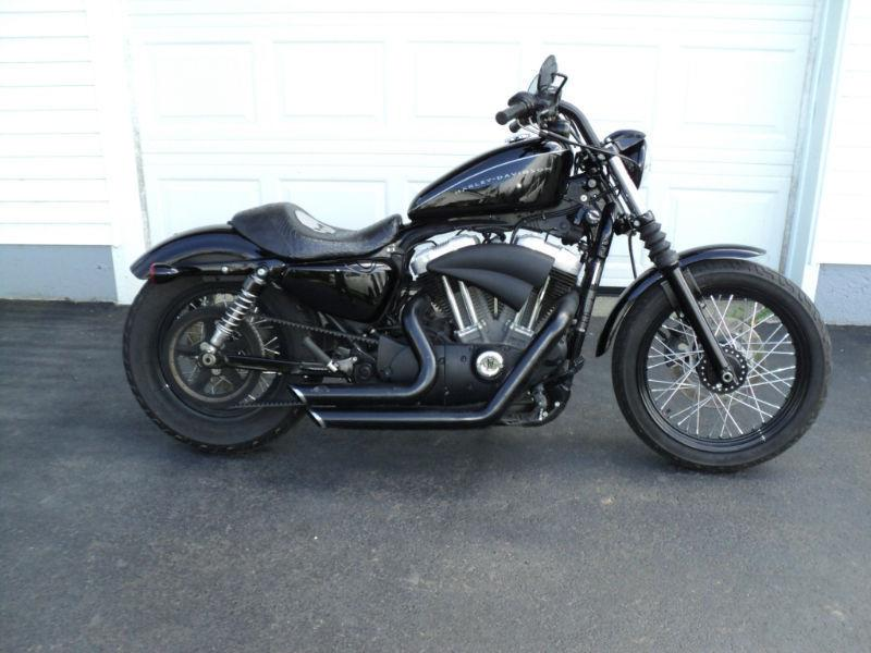 2008 Harley-Davidson 1200 Nightster
