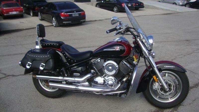 2005 Yamaha XVS11AP-C V-Star Silverado