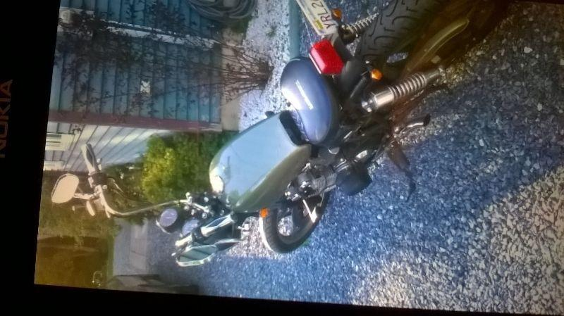 Suzuki-Gs-Bobber - Brick7 Motorcycle