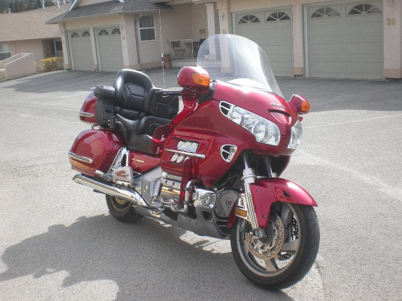 2003 GL 1800 Goldwing for sale
