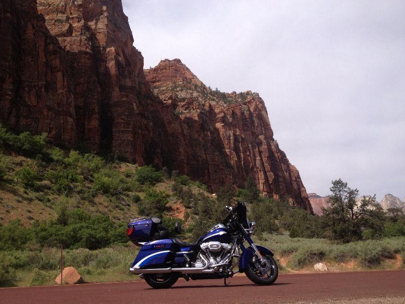 2010 Harley Davidson Street Glide CVO