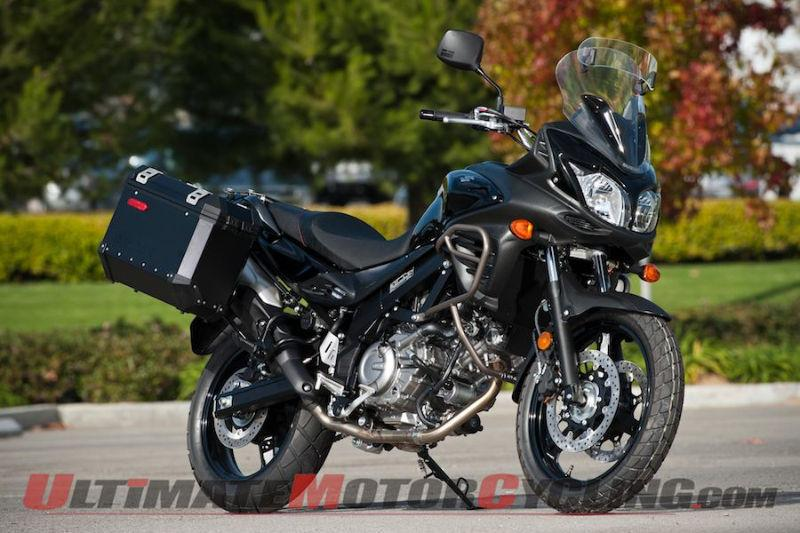 2012 Suzuki DL650A EXP (ABS) V-Strom Expedition