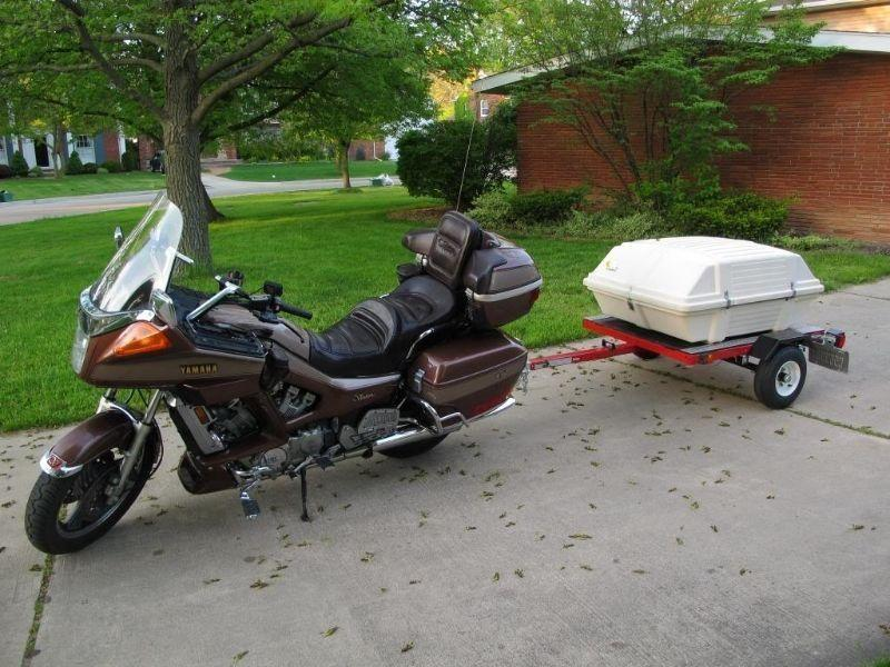 Wanted: Wanted trailer hitch for 1991 yamaha venture royal
