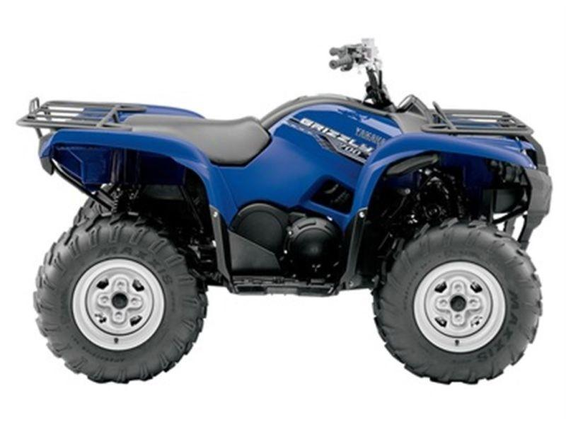 2015 Yamaha Grizzly 700 FI EPS